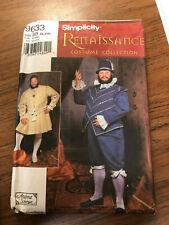 MEDIEVAL//LARPTUDOR//HISTORIC Medieval HENRY V111 Costume ALL XXX Sizes