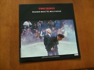 FRANKIE GOES TO HOLLYWOOD - TWO TRIBES (CARNAGE)  1984 ZTT - NEAR MINT VINYL