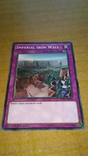 Imperial Iron Wall SDSE EN038 common 1st Ed Yugioh