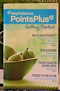 Weight Watchers POINTS PLUS Getting Started 2010