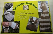 Advertising retail Fashion barnacre Knitwear - unposted