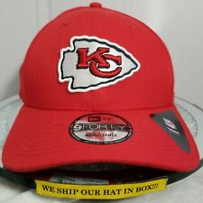 Kansas City Chiefs~NFL~New Era~9FORTY~Team Headwear~The League Team~Red