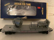 AMERICAN FLYER 6-48516 SOUTHERN PACIFIC SEARCHLIGHT CAR NOS