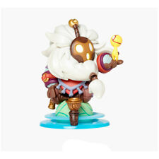 League of Legends Bard Official Statue PVC Action Figure LoL Model New In Stock