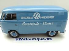 + VOLKSWAGEN VW T1 Bus Transporter Ersatzteile-Dienst Motormax 1:24 79556 NEU