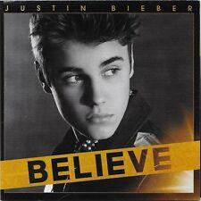 Justin Bieber Believe [CD] 2012 Island Def Jam!