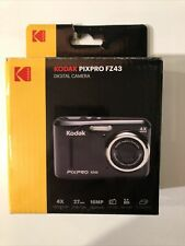 Kodak PIXPRO FZ43 16 MP Digital Camera - Black