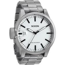 Nixon Stainless Steel Case Wristwatches for Men