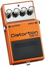 New BOSS DS-1X Distortion Guitar Effects Pedal From Japan