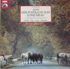 GEDDA*PUTZ*CRASS*KLARWEIN - DER POSTILLON VON LONJUMEAU - ADOLPHE ADAM   - LP