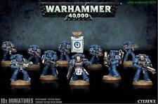 Warhammer 40,000 Space Marine Tactical Squad by Games Workshop GAW 48-07