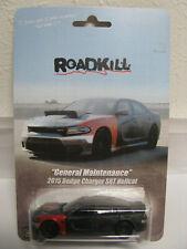 Roadkill General Maintenance 2015 Dodge Charger SRT Hellcat Custom Hot Wheels