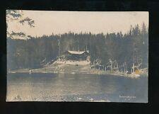 Norway BESSERUDTJERNET c1900/20s? RP PPC