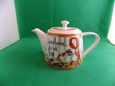 Johnson Bros Born to Shop Teapot + Mug Girls Whatever