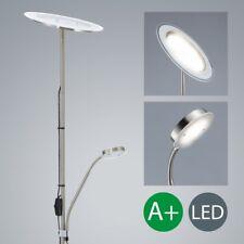 Stehleuchte Stehlampe LED Decken-Fluter schwenkbar Leselampe Stand-Lampe Leuchte