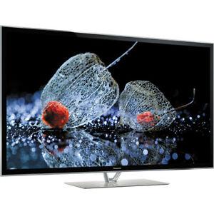 "Panasonic Viera TC-P65ZT60 65"" Full 3D 1080p HD Plasma Internet TV"