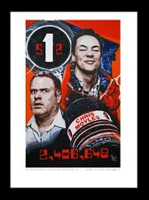 CHRIS MOYLES: 52 Hour Show - FINE ART PRINT