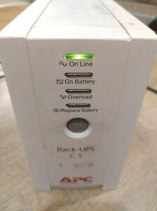 APC Back-UPS CS 500 VA Offline Tower BK500EI UPS