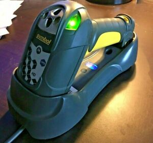 Symbol DS3578-HD cordless bluetooth 2D barcode scanner,NEW BATTERY,17% REFUND ?