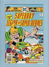 Superboy Legion Of Super-Heroes #217 1977 8.5 Vf+ Or Better Dc Bronze