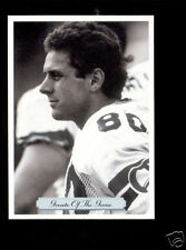 1992 AW All World STEVE LARGENT Seattle Seahawks Greats of the Game Card