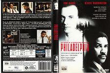 Philadelphia (1992) DVD - EX NOLEGGIO