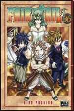 mangas Fairy Tail tome 36 Mashima Hiro Anime Shonen PIKA Neuf One Piece Naruto