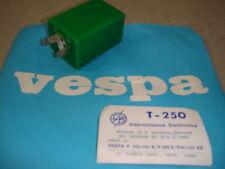 intermitencia electrónica 12 voltios c.a.Piaggio Vespa 125 PX 150 PE 200 Bosatta