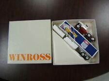 Winross 3M Worldwide Sponsor 1988 Olympic Games Skiing Hockey Ford 9000