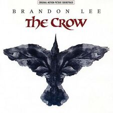 The Crow - Music from Pantera - Rollins Band - Nine Inch Nails - Cure / CD ONLY