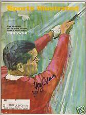 GAY BREWER Signed/Auto. Sports Illustrated SI ~ MASTERS