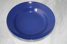 royal blau   Suppenteller Wächtersbach neu fun factory 22cm 2.Wahl Soup Plate