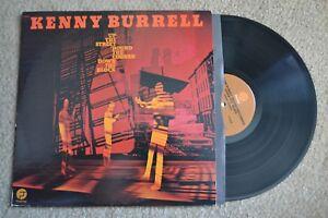 Kenny Burrell Up The Street 'Round The Corner Record lp original vinyl album