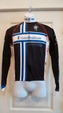 Official Primal Wear Mens 706 Project Cycling Team Heavyweight LS Jersey XS NEW