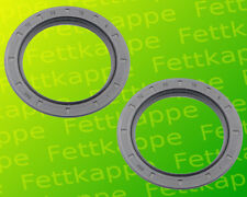 2 x Knott Nabendichtring Wellendichtring Simmerring 53,0 x 72,0 x 8,0 mm