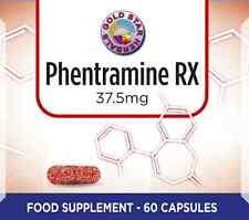 Phentramine-RX T5 Diet Pills Slimming Tablets Suppressant Pill Body Building ×60