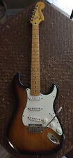 1994 Fender Squire Stratocaster 3-Tone Sunburst With Upgrades