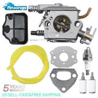 Carburetor Kit 530071987 for Husqvarna Walbro WT-834 WT-657 WT-529 Zama C1Q-W29E