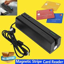 MSR605 Magnetic Stripe Swipe Credit Card Reader Scanner Writer Encoder for DIN