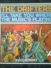 Atlantic Mono LP Vinyl Records