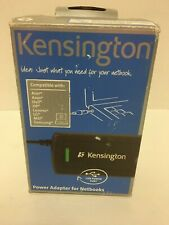 "Kensington Power Adapter for Acer Asus Dell HP Lenovo LG MSI Samsung 10"" Netbook"