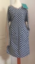 MARNI at H&M Kleid Retro Stil extravagant dress EUR Größe 38 size US 8 UK 12