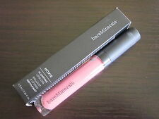 bare Minerals MOXIE PLUMPING LIPGLOSS * REBEL * pink mauve ~ full sz 4.5ml ~ NEW