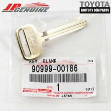 GENUINE TOYOTA OEM NEW NON-TRANSPONDER UNCUT BLANK SPARE MASTER KEY 90999-00186