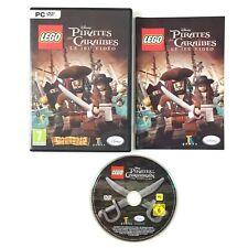 """"""" Lego Pirates des Caraïbes Jeu Sur PC """""""