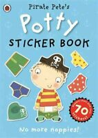 Pirate Pete's Potty sticker activity book 9780723281573 | Brand New