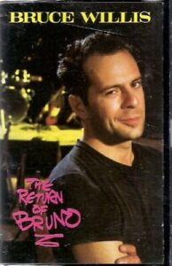 The Return Of Bruno by Bruce Willis (Cassette)