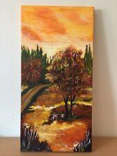 Original Acrylic Painting Landscape Modern Art Impressionism Landscape