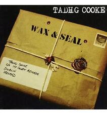 TADHG COOKE Wax & Seal CD