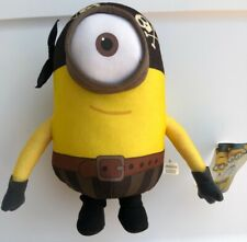 PIRATE MINION PLUSH DOLL, Toy Factory
